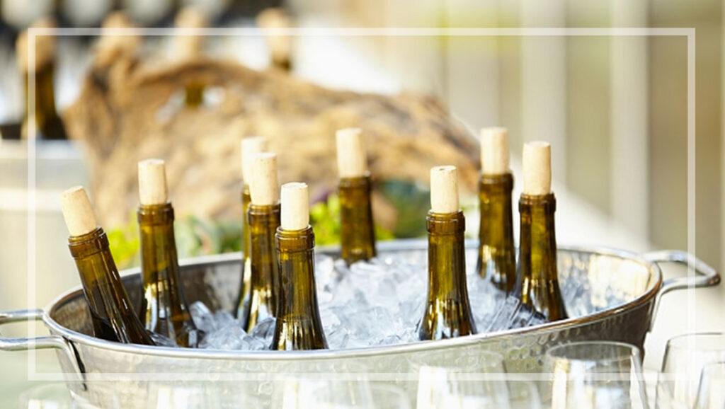 tips para enfriar sus vinos rápidamente